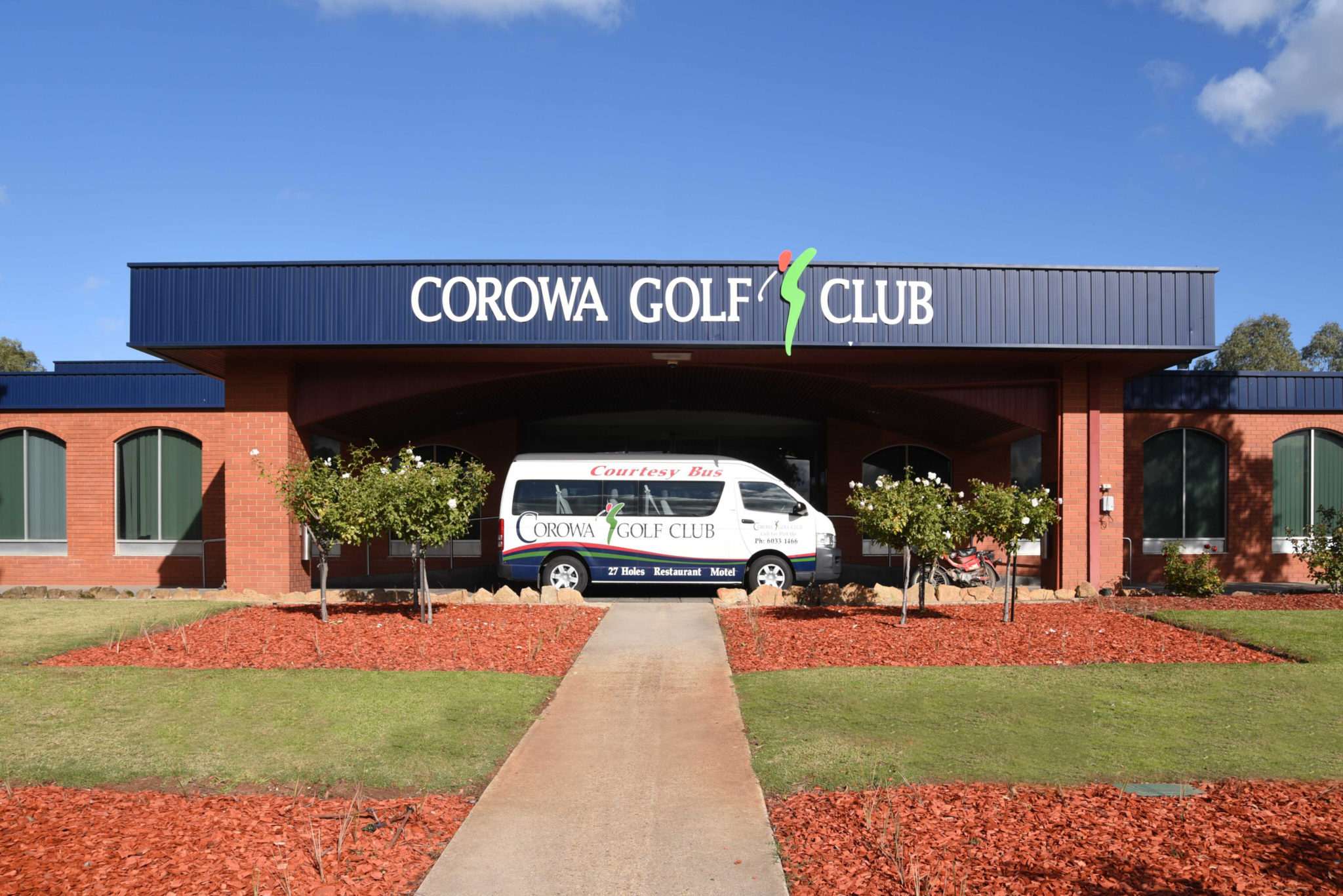 our club corowa golf club. Black Bedroom Furniture Sets. Home Design Ideas